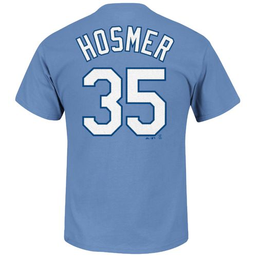 Majestic Men's Kansas City Royals Eric Hosmer #35