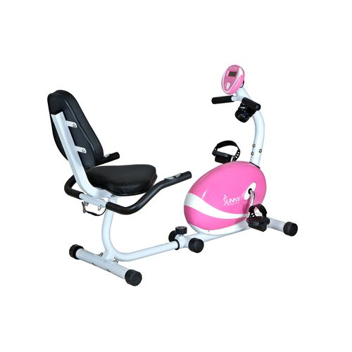 Display product reviews for Sunny Health & Fitness P8400 Magnetic Recumbent Exercise Bike