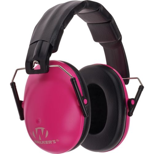 Walker's Youth and Women's Folding Earmuffs