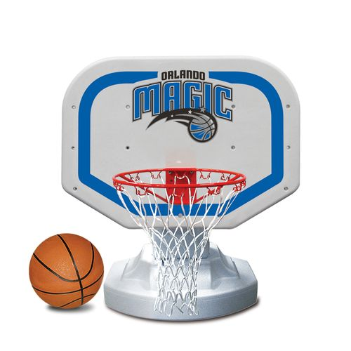 Poolmaster® Orlando Magic Competition Style Poolside Basketball Game
