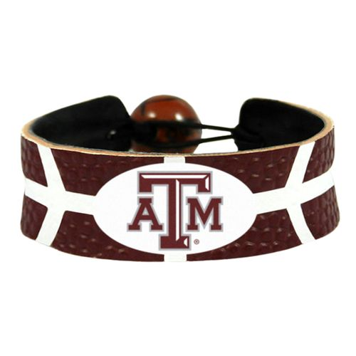 GameWear Texas A&M University Team Color Basketball Bracelet