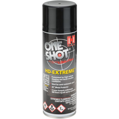 Display product reviews for Hornady One Shot® TAP® HD-Extreme Gun Cleaner-Conditioner and Dry Lubricant