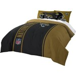 The Northwest Company Jacksonville Jaguars Full-Size Comforter and Sham Set