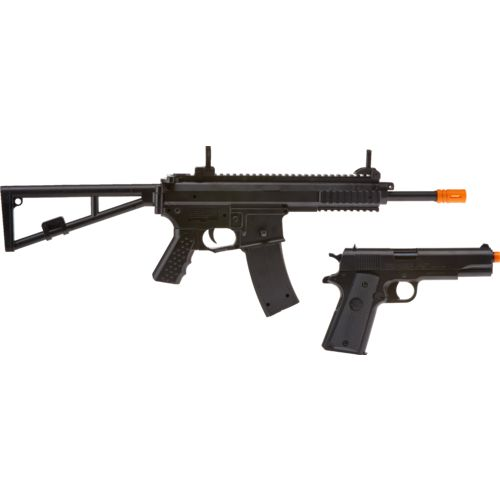 Crosman Elite Mutation™ 6mm Airsoft Rifle and Pistol Combo