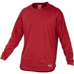 Rawlings Men's Dugout Fleece Pullover Top - view number 1