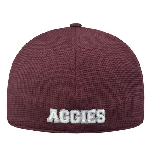 Top of the World Men's Texas A&M University Booster Plus Cap - view number 2