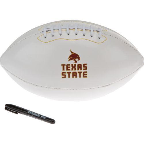 Rawlings® Texas State University Signature Series Full-Size Football