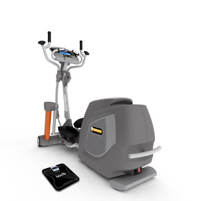 Yowza Fitness Navarre Elite CardioSure™ Elliptical