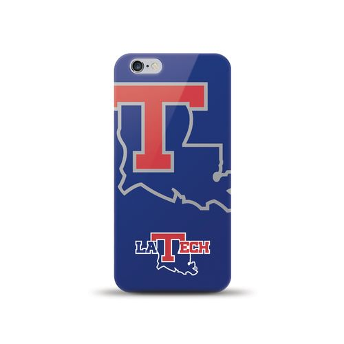 Mizco Louisiana Tech University Big Logo iPhone® 6 Case