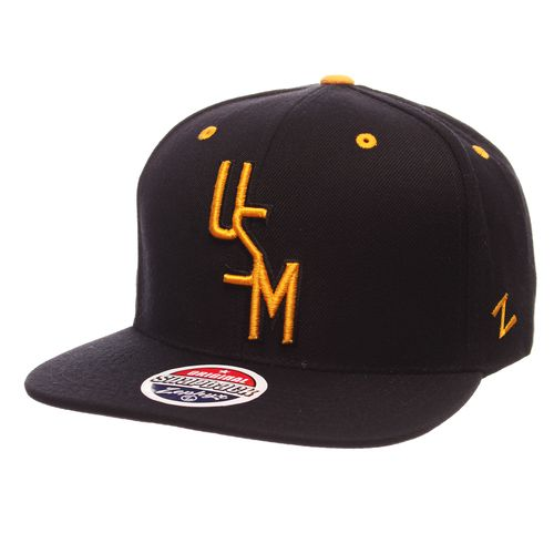 Zephyr Adults' University of Southern Mississippi Z11 Core Snapback Hat