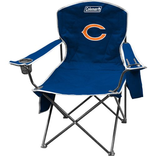 Coleman® Chicago Bears Cooler Quad Chair - view number 1