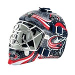 Franklin NHL Team Series Columbus Blue Jackets Mini Goalie Mask