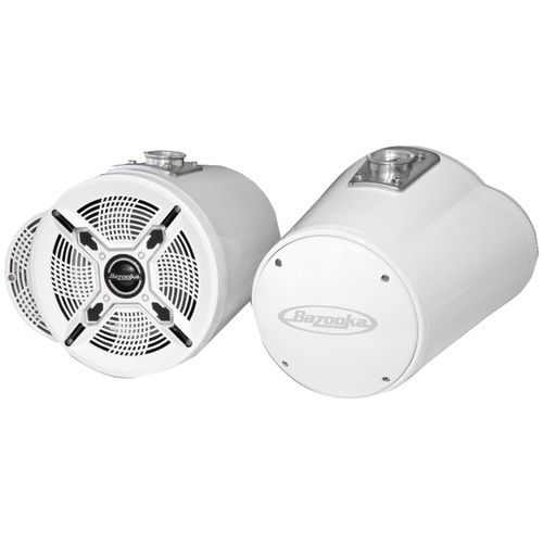 "Bazooka 8"" 150W Marine Tubbie Speakers (Pair)"