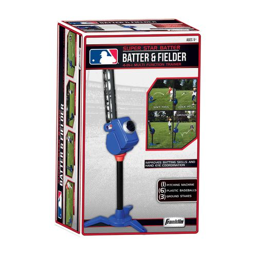 Franklin Kids' 4-in-1 Pitching Machine - view number 6