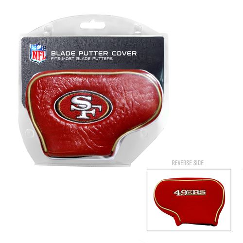 Team Golf San Francisco 49ers Blade Putter Cover - view number 1