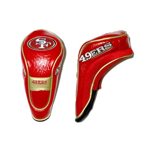 Team Golf San Francisco 49ers Hybrid Head Cover - view number 1