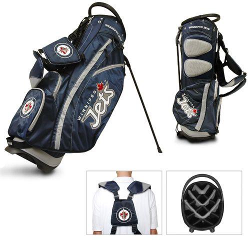 Team Golf Winnipeg Jets Fairway 14-Way Stand Golf Bag - view number 1