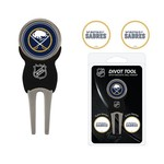 Team Golf Buffalo Sabres Divot Tool and Ball Marker Set - view number 1