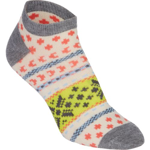 BCG™ Women's Ultra Lite Striped No-Show Socks 6-Pack