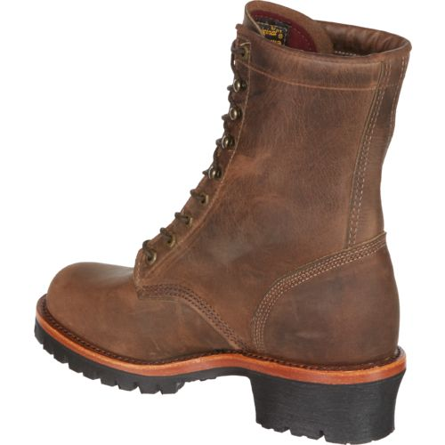 Chippewa Boots Men's Apache Utility Logger Rugged Outdoor Boots - view number 3