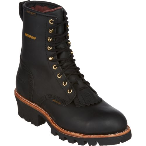 Chippewa Boots Men's Insulated Waterproof Steel-Toe Logger Rugged Outdoors Boots - view number 2
