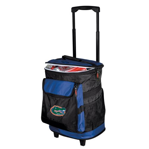 Logo™ University of Florida 48-Can Rolling Cooler - view number 1