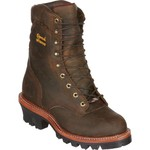 Chippewa Boots Men's Bay Apache Super Logger Waterproof Insulated Rugged Outdoor Boots - view number 2