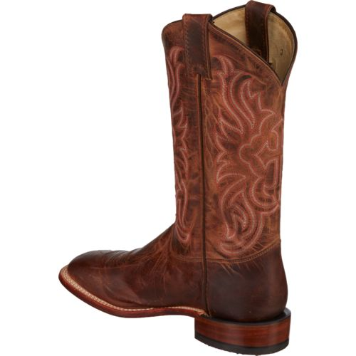 Tony Lama Women's Saigets Worn Goat San Saba Western Boots - view number 3