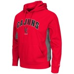 Colosseum Athletics Men's University of Louisiana at Lafayette Training Day Hoodie