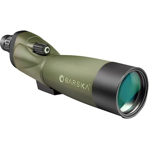 Barska Blackhawk 20 - 60 x 60 Straight Spotting Scope