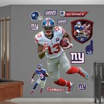 Fathead New York Giants Odell Beckham Jr. #13 Real Big Wall Decal - view number 1