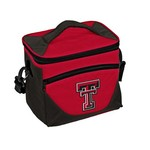 Logo Texas Tech University Halftime Lunch Cooler