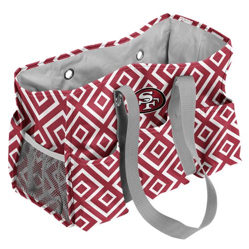 Logo™ San Francisco 49ers DD Junior Caddy Tote Bag - view number 1