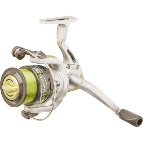 Zebco stinger spinning reel convertible academy for Academy fishing reels