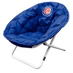 Logo™ Chicago Cubs Sphere Chair - view number 1