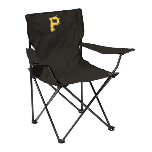 Logo™ Pittsburgh Pirates Quad Chair