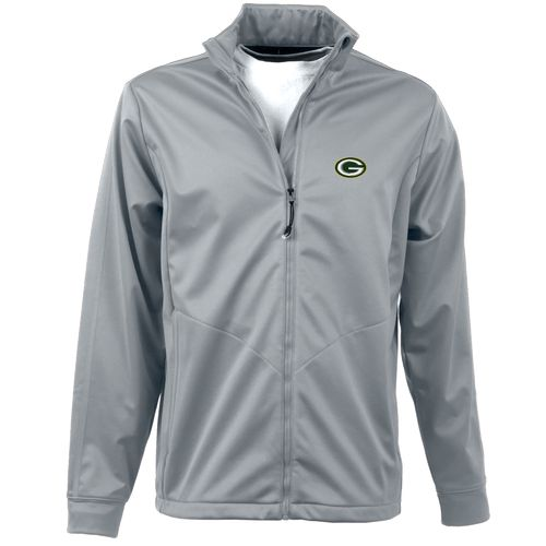 Antigua Men's Green Bay Packers Golf Jacket