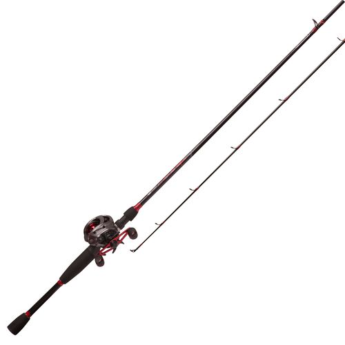 "Quantum Pulse 6'6"" MH Baitcast Rod and Reel Combo"