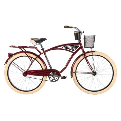 "Display product reviews for Huffy Men's Deluxe 26"" Cruiser Bicycle"