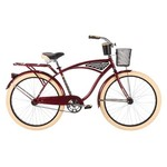 "Huffy Men's Deluxe 26"" Cruiser Bicycle"