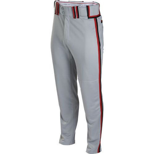 Rawlings Men's Premium Semirelaxed Fit Braided Baseball Pant