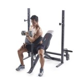 Weider Pro 395 Olympic Bench - view number 2