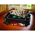 Mainstreet Classics Broadway 4-in-1 Game Set - view number 8