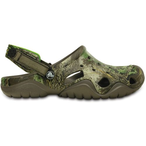 Crocs™ Adults' Swiftwater Realtree Max-1® Clogs