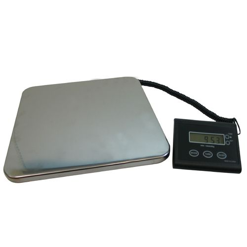 Weston 330 lb. Stainless Steel Digital Scale - view number 1