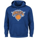 Majestic Men's New York Knicks Tek Patch™ Hoodie