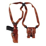 Galco Beretta 92/96 and Taurus 92/99/100/101 Vertical Shoulder Holster System - view number 1