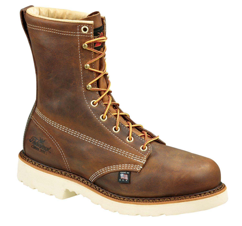 "Thorogood Shoes Men's American Heritage Job Pro 8"""