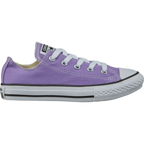 Converse Girls' Chuck Taylor All Star Low-Top Shoes