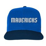 adidas™ Boys' Dallas Mavericks On-Court Cap